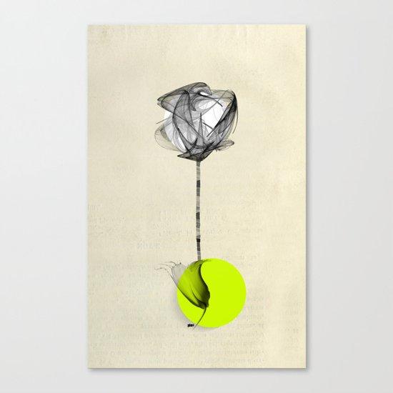 Green Monday Canvas Print