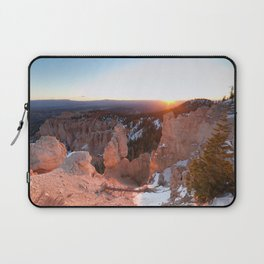 Bryce Canyon Sunrise Laptop Sleeve