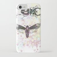bugs iPhone & iPod Cases featuring Bugs! by Maria Enache