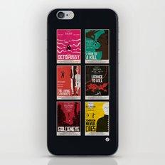 Bond #3 iPhone & iPod Skin