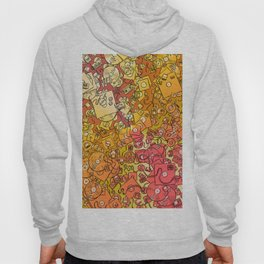 Technology Psychedelic Warm Hoody