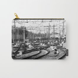 Rails way Carry-All Pouch