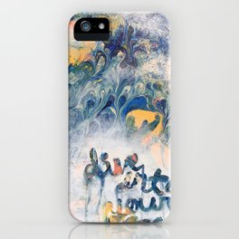 Dive into your ocean iPhone Case