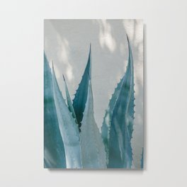 Stretch and Grow Metal Print