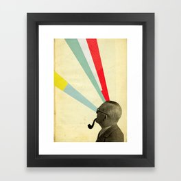 Mind-altering Framed Art Print