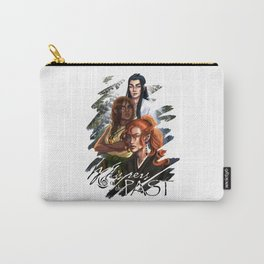 Whispers of the Past Carry-All Pouch