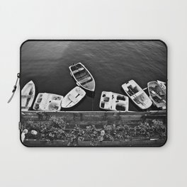 Boats & Coast Laptop Sleeve
