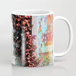 Ivy Grunge Doorway Coffee Mug