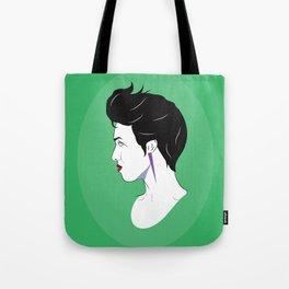 BianCamée Vert Tote Bag