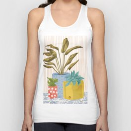 Little Garden || Unisex Tank Top