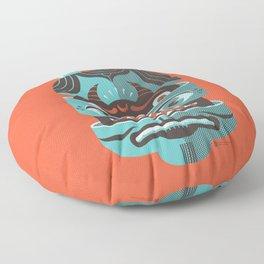 Head Open Floor Pillow