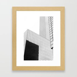 Grid... Framed Art Print