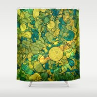 world cup Shower Curtains featuring World Cup by Guilherme Marconi