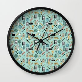 Back to school 4 Wall Clock