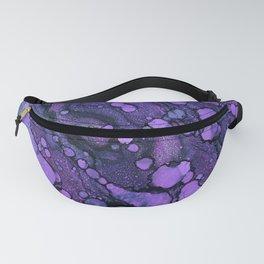 Purple River Fanny Pack
