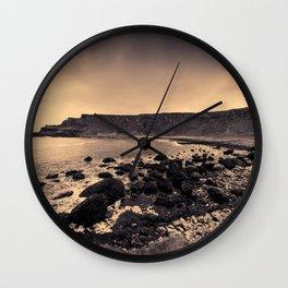 Causeway Coast Wall Clock