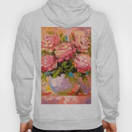 Bouquet of roses Hoody