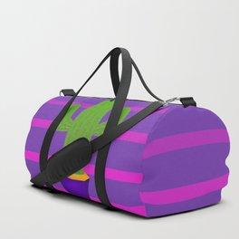 Prickly 80s Duffle Bag