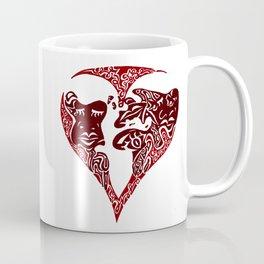 Heart world Coffee Mug