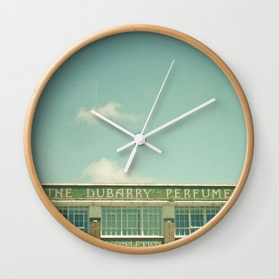Perfumery Wall Clock