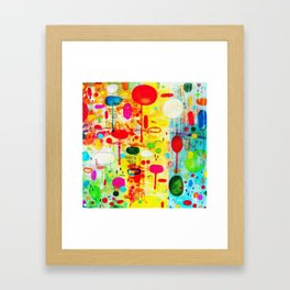 """Eye Candy"" Framed Art Print"
