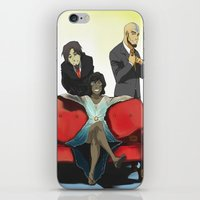 swag iPhone & iPod Skins featuring Avatar Swag by Carishinlove