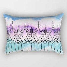 Pitter Pattern 4 Rectangular Pillow