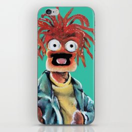 Pepe The King Prawn iPhone Skin