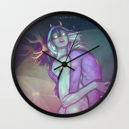 Hollowlove Hazardlights Wall Clock