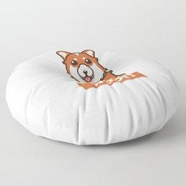 Cute Pembroke Cardigan Welsh Corgi Pet Dog Lover Floor Pillow