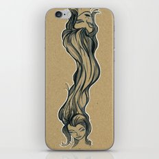 2 Girls  iPhone & iPod Skin