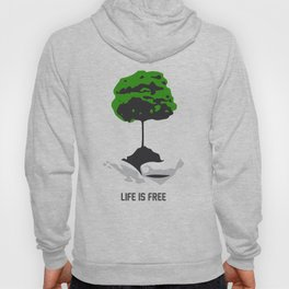 Cost of life Hoody