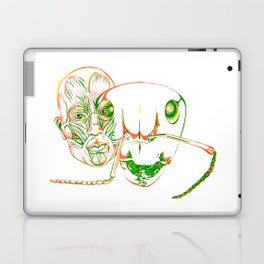 The Metamorphosis Laptop & iPad Skin