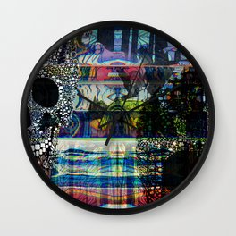 CMYK Requiem pt. 1 Wall Clock