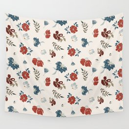 Floral Pattern 111-21CW10 Wall Tapestry