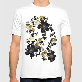 Black Azelea T-shirt