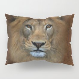 The Lion Known As King Of The Beasts Pillow Sham