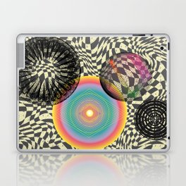 A Trip into the Cosmos Laptop & iPad Skin