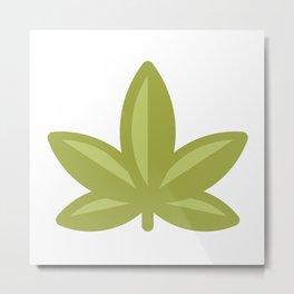 Herbalist Metal Print
