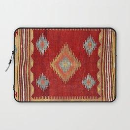 Çal  Antique Turkish Kilim Print Laptop Sleeve