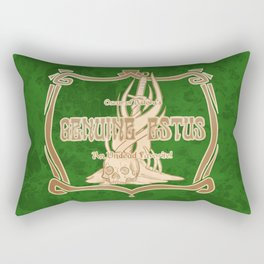 An Undead Favorite Rectangular Pillow