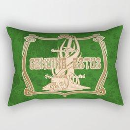 An Undead Favorite Rectangular Pillow