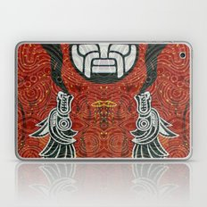 The Road on the Sky Laptop & iPad Skin