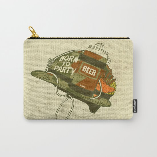Born to party Carry-All Pouch