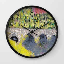Pont Wall Clock