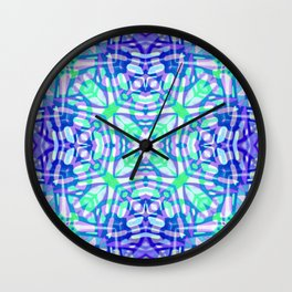 Ethnic Tribal Pattern G322 Wall Clock