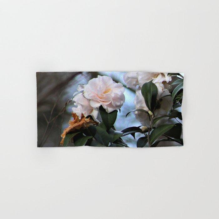 Flower No 3 Hand & Bath Towel
