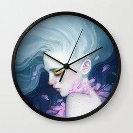 Displace Wall Clock
