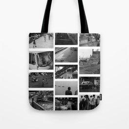 the informal city Tote Bag