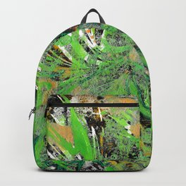 Abstract Sea Life Backpack